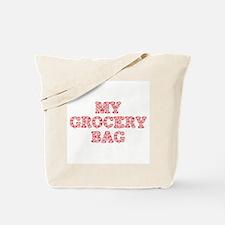 My Grocery Flower Bag