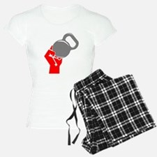 Kettlebell Fist Pajamas