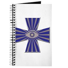 Masonic all seeing eye Journal