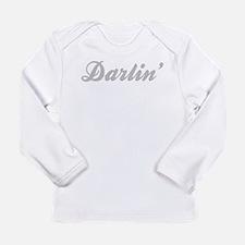 Darlin' Long Sleeve Infant T-Shirt