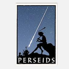 Pan Pipes - Perseids Postcards (Package of 8)