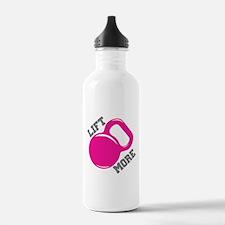 Lift More Kettlebell Water Bottle