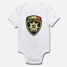 Sonora Traffic Police Infant Bodysuit