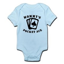 Mommys Pocket Ace Body Suit