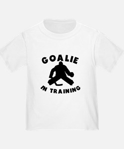 Goalie In Training T-Shirt