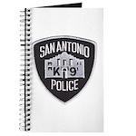 San Antonio PD Canine Journal
