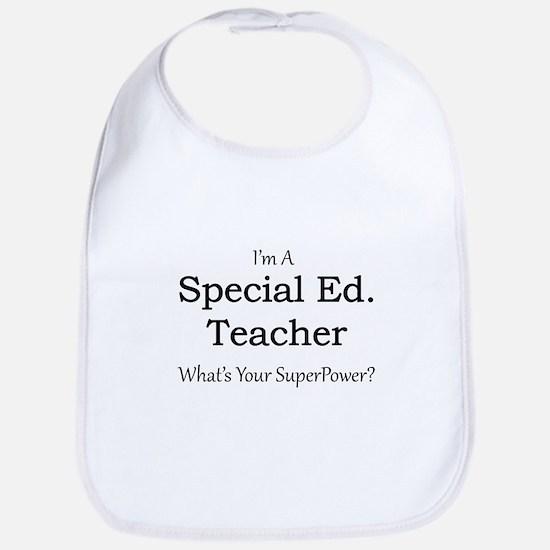 Special Ed. Teacher Bib