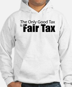 Only Good Tax Hoodie