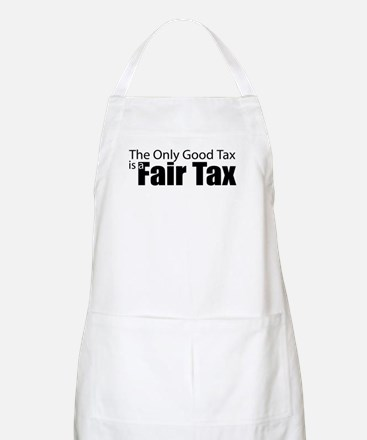 Only Good Tax BBQ Apron