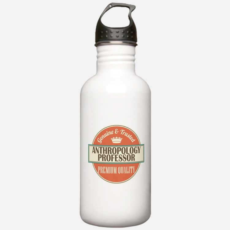 Anthropology Professor Water Bottle