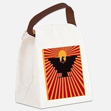 Huelga Canvas Lunch Bag