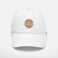 Archivist Baseball Baseball Cap