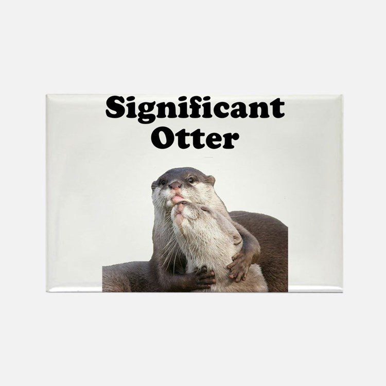 Cute Significant other Rectangle Magnet
