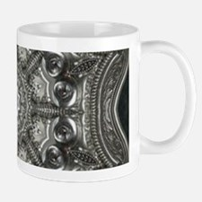 vintage metal mandala bohemian Mugs