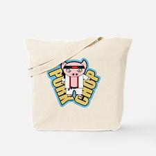 Cute Chop Tote Bag