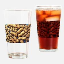 Peanuts Drinking Glass