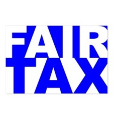 Fair Tax Postcards (Package of 8)