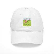 Flamingo Tippers Anonymous Baseball Cap