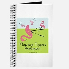 Flamingo Tippers Anonymous Journal