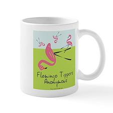 Flamingo Tippers Anonymous Mug