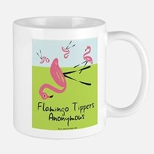 Flamingo Tippers Anonymous Mug