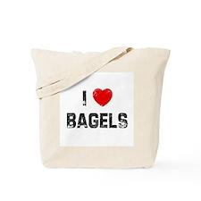I * Bagels Tote Bag