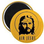 Air Jesus Magnet