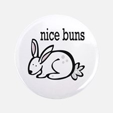 nice buns bunny Button