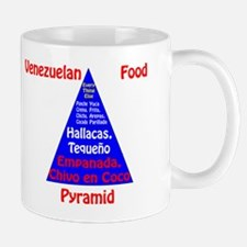 Venezuelan Food Pyramid Mug