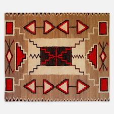 Indian Blanket 8 King Duvet