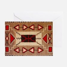 Indian Blanket 8 Card Greeting Cards