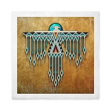 Southwest Native Style Thunderbird Queen Duvet