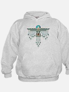 Southwest Native Style Thunderbird Hoodie