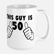 This Guy Is 50 Mugs
