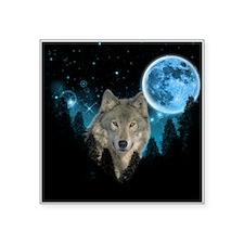 Wolf StarLight Sticker