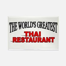 """The World's Greatest Thai Restaurant"" Rectangle M"