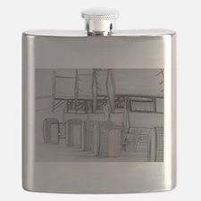 Cute Sprint Flask