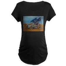 5 at lincoln Maternity T-Shirt