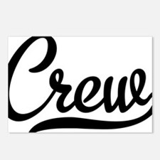 Funny Crew Postcards (Package of 8)