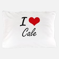 I Love Cale Pillow Case