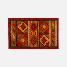 Indian Blanket 5 Area Rug