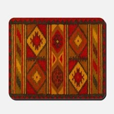Indian Blanket 5 Mousepad