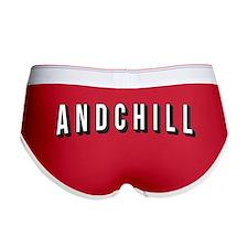 ANDCHILL Women's Boy Brief