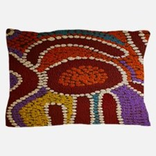 Australian Aboriginal Pillow Case