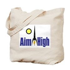Aim High Tote Bag