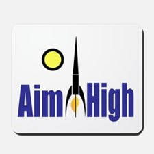 Aim High Mousepad