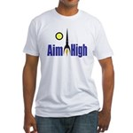 Aim High Fitted T-Shirt