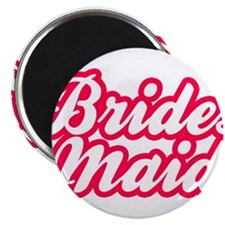 "Brides Maid 2.25"" Magnet (10 pack)"