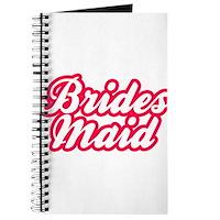 Brides Maid Journal