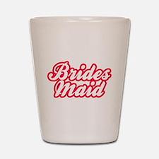 Brides Maid Shot Glass